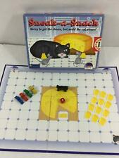 Vintage Sneak A Snack Cat Board Game Spain Kitty EDUCA Sallent Excellent 1177