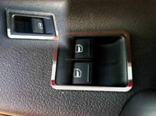 D VW Caddy Chrom Rahmen für Ablage Konsole Mitte eckig Edelstahl poliert