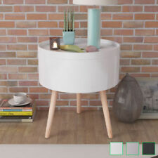 Modern MDF Round Coffee Tables