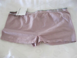 CALVIN KLEIN HIPSTER L BOXER D-2890 16L LARGE Light Purple WOMEN NEW WITH TAG
