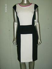 Sangria Women's Peplum White Dress Size 4