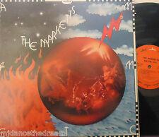 THE MARKETTS - AM-FM ETC ~ VINYL LP US PRESS