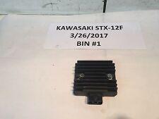 Kawasaki jet ski STX-12F Voltage Regulator FREE SHIPPING!
