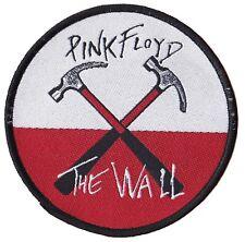 Pink Floyd the Wall patche officiel écusson licence patch à coudre Rock