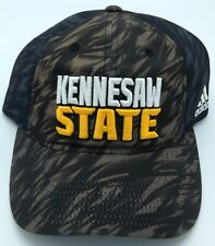 NCAA Kennesaw State Owls Adidas Adult Adjustable Fit Cap Hat Beanie NEW!