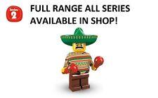 Lego maraca man/mariachi series 2 unopened new factory sealed