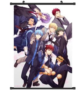 3897 Anime Kuroko no Basuke Basket wall Poster Scroll