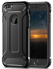 iPhone 4 / 4S Case - Shockproof Rugged Bumper Tough Hybrid Armor Hard Back Cover