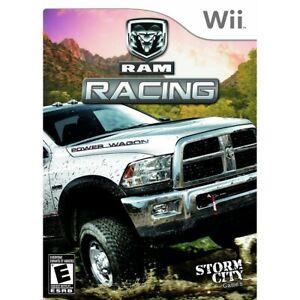 Ram Racing - Nintendo  Wii Game