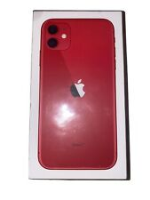 Apple iPhone 11 Product Red 64GB Sprint/  T-Mobile (BRAND NEW!!!)