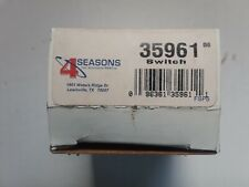 """35961 Four Seasons """"New"""" A/C High Side Pressure Switch GM Products"""