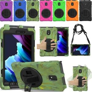 """For Samsung Galaxy Tab Active3 T570 8"""" Case Cover Kids Safe Rugged Shockproof"""