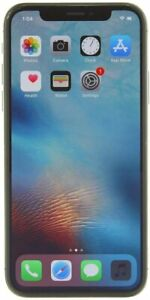 Apple iPhone X 64GB Space Gray Fully Unlocked Good Condition
