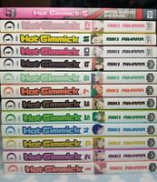 Hot Gimmick vol. 1-12 ++ (S) Manga Graphic Novel Book Complete Lot in English