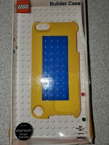 Belkin Case for Apple iPod Touch 5th Generation Yellow LEGO BUILDER