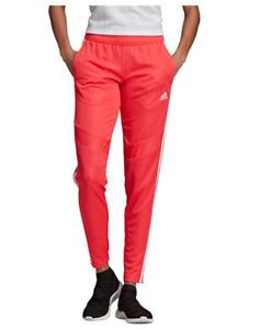Adidas Women's Tiro 19 Training Pants, Shock Red/White