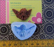 Moule Silicone ange n°2 cupidon fimo, porcelaine froide, résine, plâtre