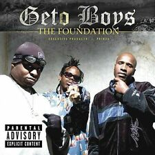 Geto Boys - The Foundation - CD, Brand New, Sealed Promo, Explicit