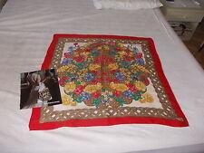 Favoloso foulard seta Borbonese  imperdibile !!!