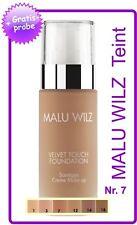 """Malu Wilz """"Teint"""" Velvet Touch Foundation Nr. 07"""