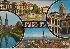 SALUTI DA NOVARA - VEDUTINE 1981