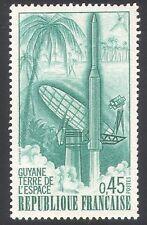 FRANCIA 1970 Razzo/RADIO Dish/spazio/alberi 1 V (n24232)