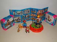PLAYMOBIL CIRCUS CLOWNS 4231 CAVEMAN 4592 CHEF 4593 ACTION FIGURES COLLECTIBLE