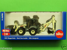 1:50 Siku Super 3531 Baggerlader Terex Blitzversand per DHL-Paket