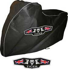 Triumph Tiger 800, 955, 1050 Breathable indoor Motorcycle Motorbike Dust cover