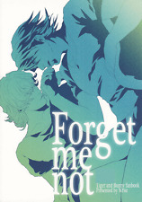Tiger and & Bunny Doujinshi Barnaby (Bunny) x Kotetsu Wild Tiger Forget me not W