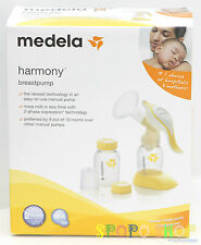New Medela Harmony Manual Breastpump #1 Choice of Hospitals & Mothers BPA Free