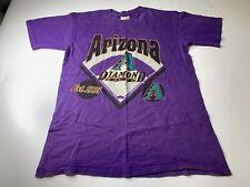 Vintage 1996 Arizona Diamondbacks Nutmeg Mills T-Shirt Men's Large