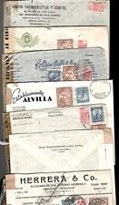 40  CENSORED Covers COLOMBIA So America to USA  WWII  $4 S&H-USA