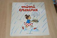 livre MIMI CRACRA / Agnès Rosenstiehl - Seuil Jeunesse grand format