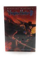 Vampire hunter D Volume 3 In German Manga Anime Sealed Rare US Seller