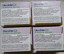 Las pruebas de sangre GLUCOMEN LX BETA cetona Tiras Monit Sensor x40.Exp2019 Sellado