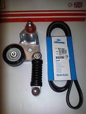 FORD MONDEO MK3 2.0 TD Di TDCi TDDi DIESEL 2000-06 DRIVE /FAN BELT & TENSIONER