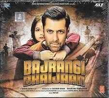 BAJRANGI BHAIJAAN - Tout Nouveau Bollywood BANDE SONORE CD