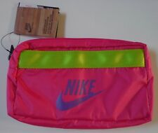 Nike Lightweight Waist Pack/Pouch Color Pink & Yellow Size Medium New