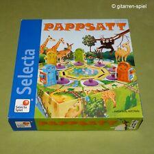 Pappsatt Memospiel ab 4 Jahren Selecta ©2011 ausgezeichnetes Kinderspiel 1A Top!