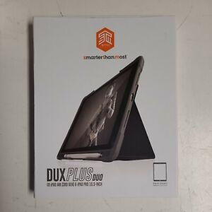 "STM Dux Plus Duo iPad Air 3rd Gen / iPad Pro 10.5"" - Black"
