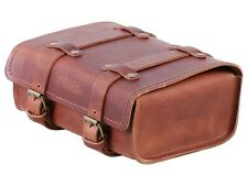 HEPCO AND BECKER Legacy Rear Bag Leather - Brown