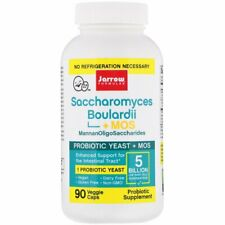 Saccharomyces Boulardii 90 Veg Capsules | IBS Irritable Bowel Syndrome