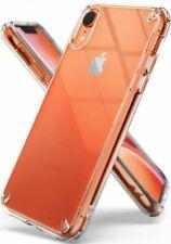 Ringke Case for iPhone XR Clear Transparent PC Back TPU Bumper