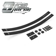 "2"" Lift Long Add-a-Leaf Kit w/ Shims For 1968-1987 Chevy P/U Pickup 4x4"