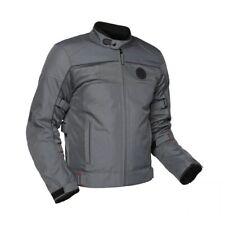 Gifts Men,s Jacket Royal Enfield Explorer Gray Color Jacket Light Yet Highly-Ab