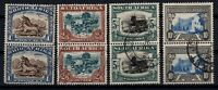 P131927/ SOUTH AFRICA / BRITISH COLONY / SG # 49 – 62 – 64 – 64c PAIRS USED - CV
