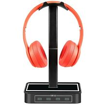 Headphone Stand with USB Hub, Znoble Gaming Headset Stand