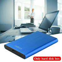2TB USB 3.0 Portable External Hard Drive Ultra Slim One Support Multiple Systems