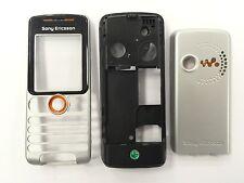 Sony Ericsson W200i Oberschale Cover Akkudeckel Backcover Mittelrahmen Komplett